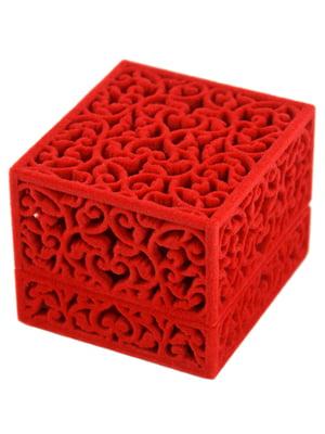 Футляр для украшений (серьги, цепочка, кулон, кольцо) | 4374347