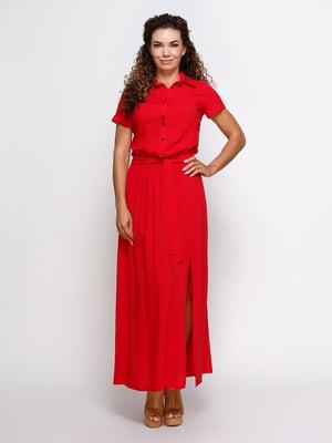 Платье красное | 4350009