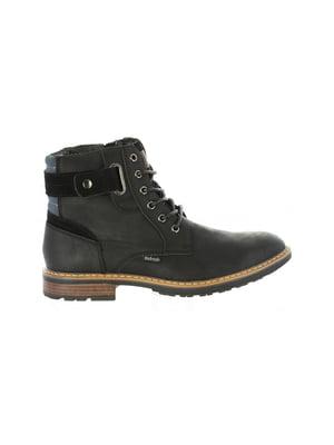 Ботинки черные   4374514
