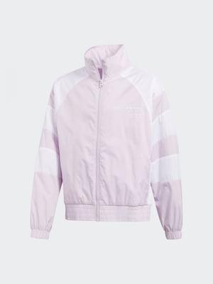 Ветровка светло-розовая | 4375289