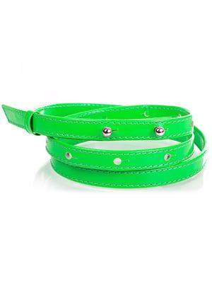 Ремінь зелений | 4033281