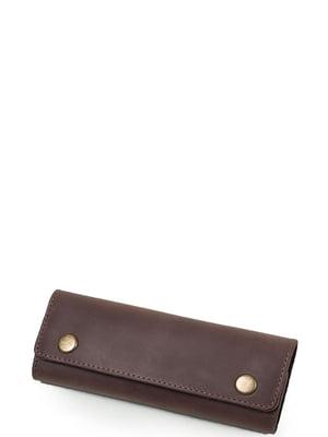 Ключница темно-коричневая | 4178300