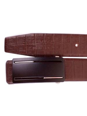 Ремінь коричневий | 3901386