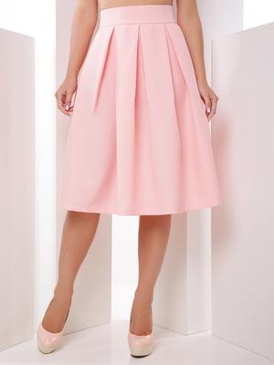 Спідниця персикового кольору | 4379330