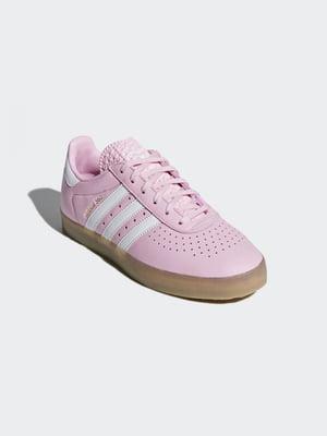 Кроссовки розовые | 4374156