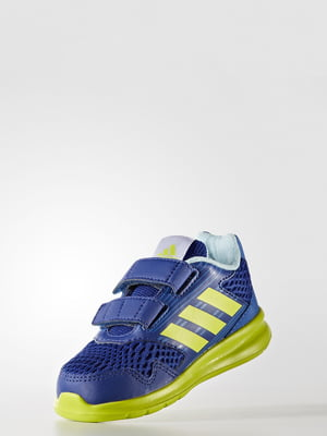 Кросівки синьо-салатові | 4151671