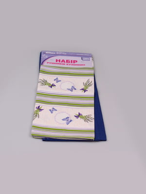 Набор полотенец кухонных (45х60 см) - 2 шт. | 4377071