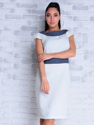 Сукня молочного кольору | 4382805