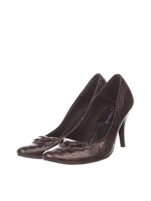 Туфли коричневые | 4383603