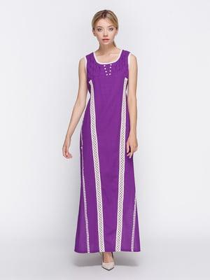 Сукня фіолетова | 4358637