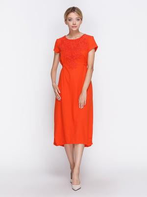 Сукня помаранчева | 4358655