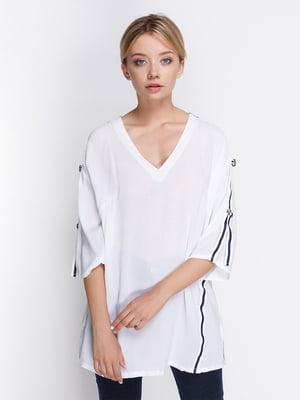 Блуза біла | 4358612