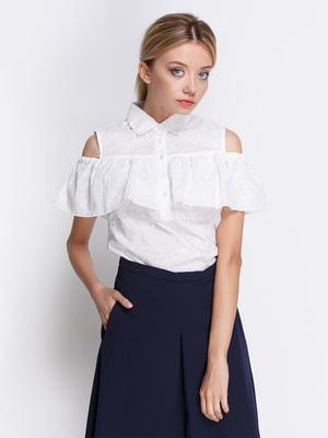 Блуза біла  | 4358624