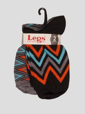 Набор носков (2 пары) - Legs - 4382455