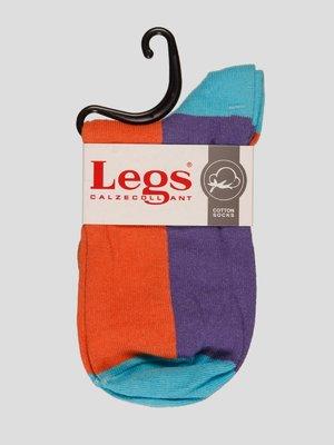 Носки трехцветные | 3381704