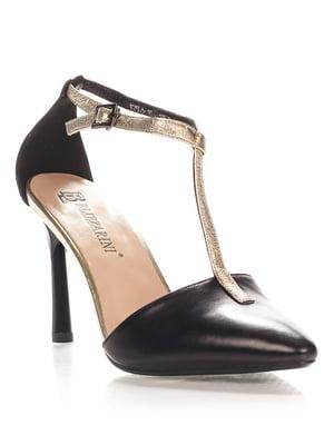 Туфли черные | 4347410