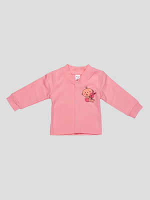 Кофта рожева | 1018491