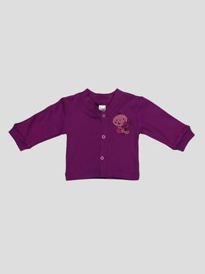 Кофта фиолетовая | 1018489