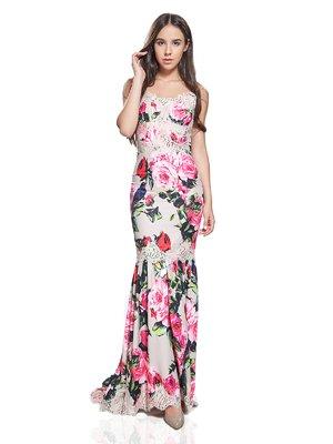 Сарафан квіткової забарвлення   2950679