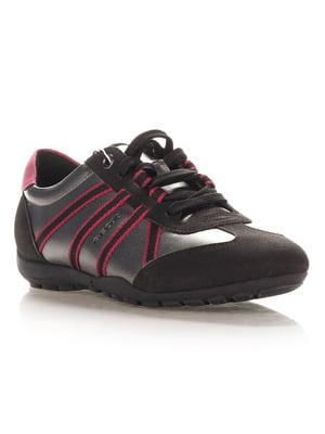 Кроссовки черные | 4123492