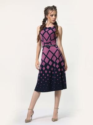 Платье двухцветное | 4386076