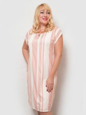 Сукня в смужку | 4386141