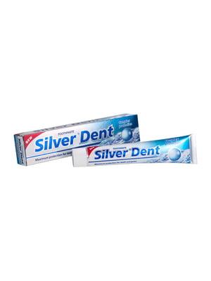 Зубная паста Silver Dent «Комплексная защита» (100 г) | 4386684