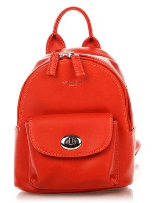 Рюкзак помаранчевий | 4385912