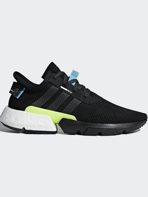 Кроссовки черные | 4385349