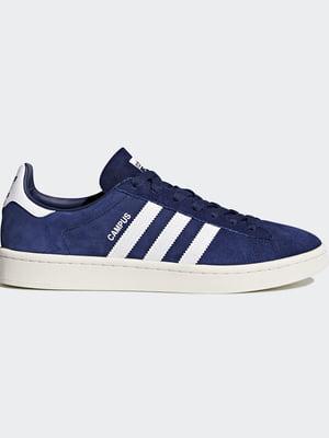 Кроссовки синие | 4385401