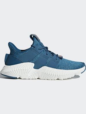 Кроссовки синие | 4385567