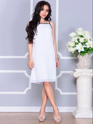 Платье белое | 4387035