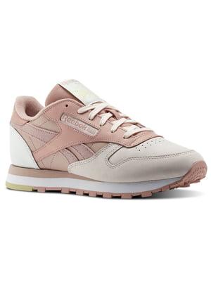 Кроссовки розовые | 4151663
