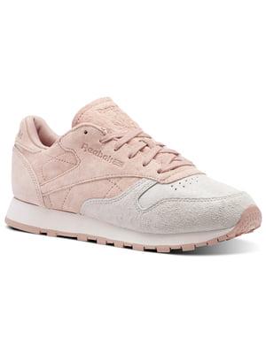 Кроссовки розовые | 4374754
