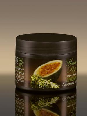Маска-догляд для волосся відновлювальна «Пасифлора-розмарин» (300 г) | 4386946