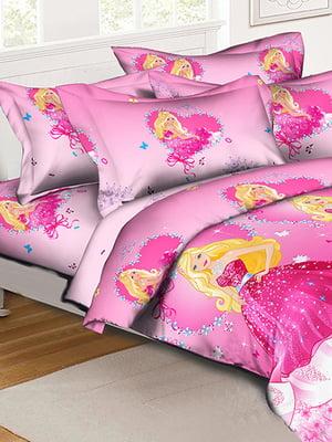Комплект постельного белья полуторный   4390552