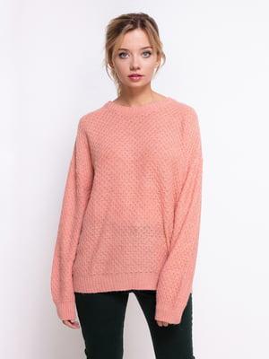 Джемпер персикового кольору - Sisters point - 4372702