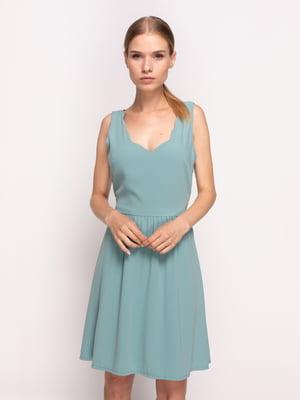 Сукня бірюзова | 4368480