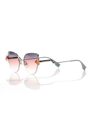 Очки солнцезащитные | 4388633