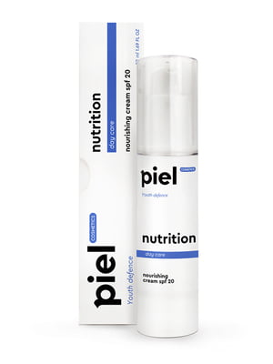 Крем для лица дневной питательный Youth Defense Silver cream Nutrition SPF 20 (50 мл) | 647261