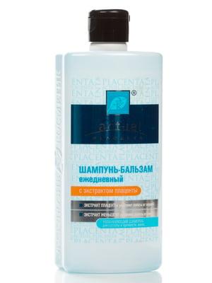 Шампунь-бальзам ежедневный с экстрактом плаценты (500 г) | 4386825