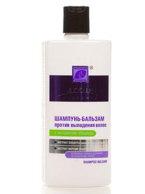 Шампунь-бальзам проти випадіння волосся з екстрактом плаценти (500 г) | 4386819