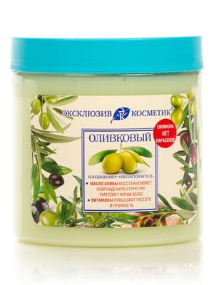 Кондиционер-ополаскиватель «Оливковый» (500 г) (повышение густоты и прочности) | 4386750