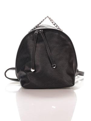 Рюкзак чорний | 4387382