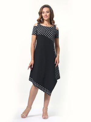 Платье черное | 4394670