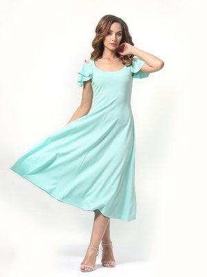 Сукня м'ятного кольору | 4394680