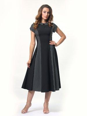 Платье черное | 4394689