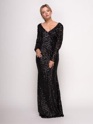 Платье черное | 4368474