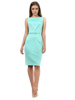 Платье мятного цвета | 4397919