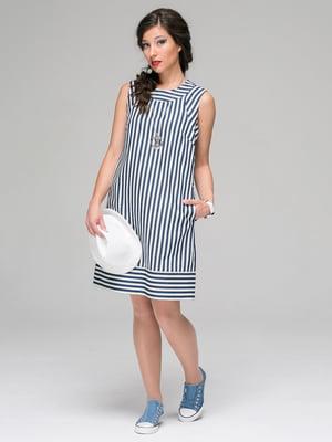 Платье в полоску | 4398803